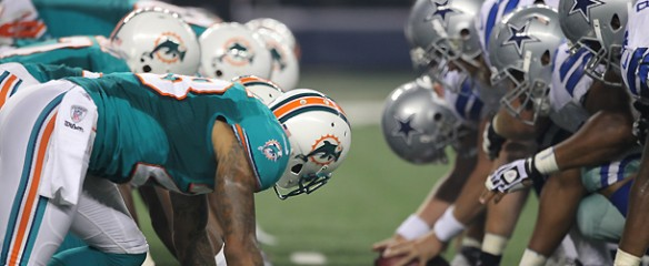 Dallas Cowboys vs. Miami Dolphins: NFL 2013 Hall of Fame Game