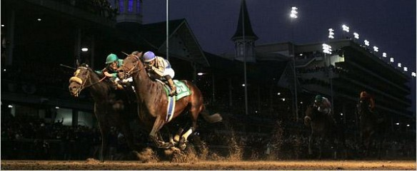 Churchill Downs Hosts 2011 Breeders' Cup Horse Racing Championships