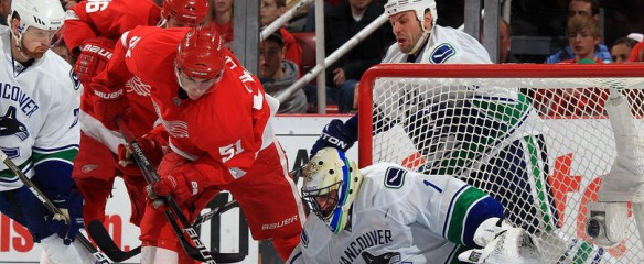 Hockey Night in Canada Detroit vs Vancouver Online Prediction