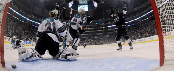 Los Angeles Kings vs San Jose Sharks NHL I-5 Series Continues