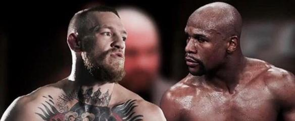 McGregor vs. Mayweather Prop Bets