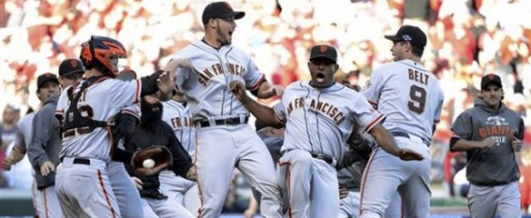 MLB Giants vs Tigers 2012 World Series Game 3 Betting Odds