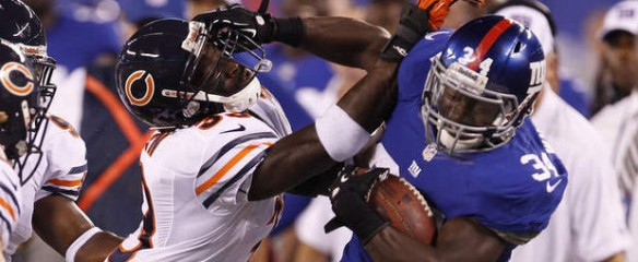 New York Giants vs Chicago Bears NFL Thursday Night Football