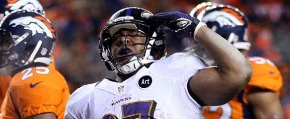 NFL Week 1: Ravens vs. Broncos AFC Divisional Playoff Rematch