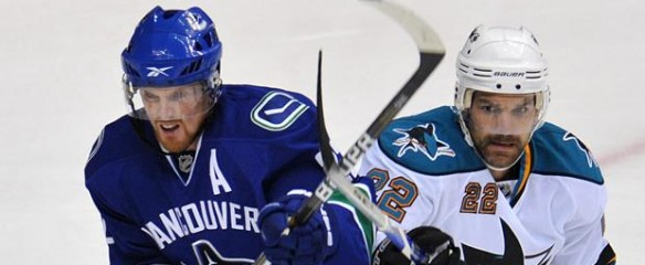 NHL Game Odds Canucks vs Sharks Free Pick