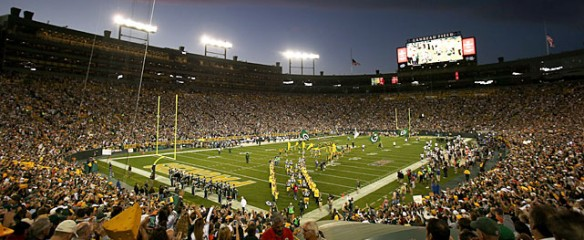 Packers vs Lions NFL Week 14 Sunday Night Football Betting