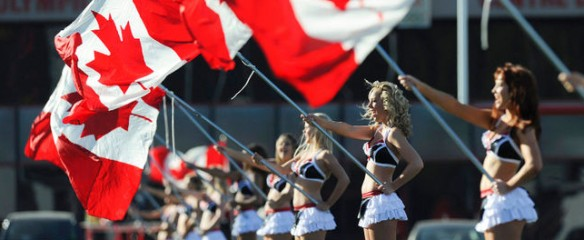 Pro Football Betting: CFL Style At Bodog