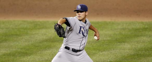 Matt Moore: Rays Rely on Rookie in Yankees Series Finale