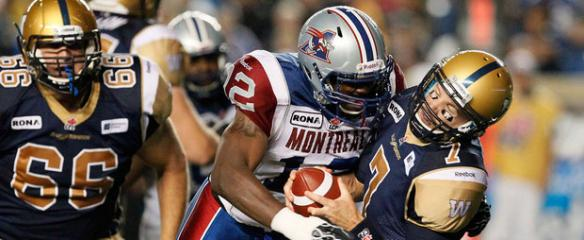 Thursday Night Doubleheader Kicks Off CFL Week Two Action