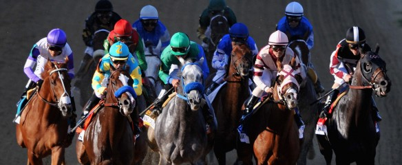 Triple Crown Horse Racing Series: Belmont Stakes Post Positions