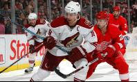 NHL Playoff Free Pick - Red Wings vs Coyotes Game Day Odds